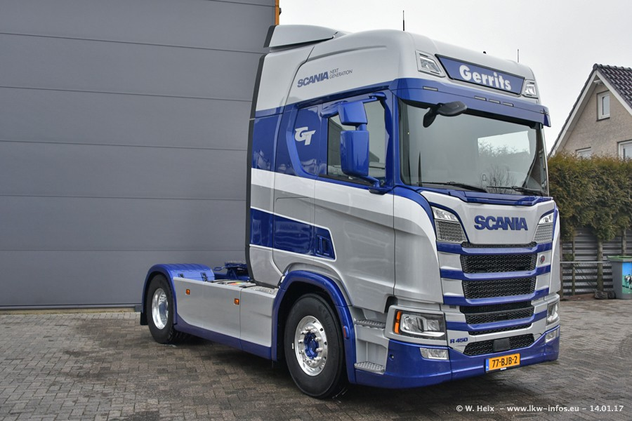 Scania R Next Generation Teil 01